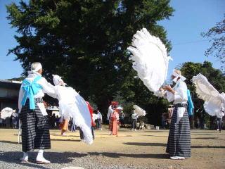 市野々の神踊り